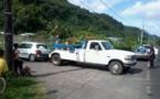 Collision moto contre voiture à Papeari : le motard évacué à Taravao