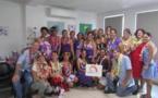 14 personnes formées au métier d' « Auxiliaire de Vie auprès d'adultes » pour Matahiapo et personnes fragilisées par un handicap