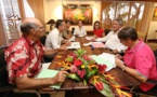 Rencontres avec la société « Froid de Polynésie » et le SIPOF