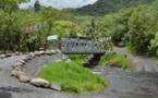 Le pont de la rivière Vaitapaa : entre industrie et patrimoine culturel