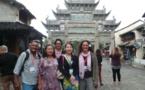 Une délégation de la ville de Faa'a en visite en Chine
