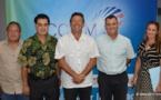 Les patrons de Polynésie et du Pacifique unis à Paris