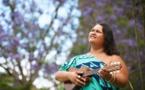 Concert de reggae hawaiien avec Paula Fuga ce soir au Royal Tahitien
