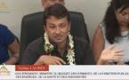 Le budget 2015 de la Polynésie française sera guidé par la raison