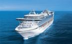 """Papeete prépare l'arrivée des 3000 passagers du """"Crown Princess"""""""