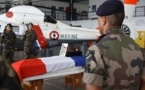 Hommage militaire au caporal-chef Florentin Teva Paeahi