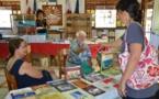 Salon du livre à Papara du 20 au 22 novembre