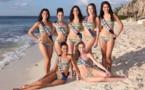 Miss France : premier shooting en maillot pour Hinarere Taputu