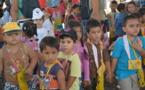 Des animations pour les droits de l'enfant