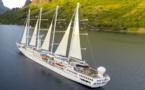Le voilier Windspirit de retour en Polynésie en 2015 et 2016