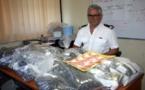 Plus de 327 kilos de perles saisis : un record