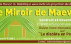 Projection d'un documentaire suivie d'une discussion publique sur le diabète en Polynésie