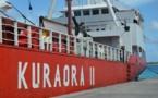Le ministre de l'Equipement s'exprime sur la desserte maritime aux Tuamotu