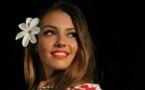 Hereata Ellard prête pour l'élection de Miss Earth samedi