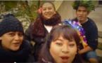 Les étudiants polynésiens de métropole soutiennent Hinarere Taputu