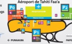 Stationnement à l'aéroport de Tahiti : un parking longue durée à 8 000 Fcfp pour 30 jours