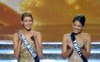 Camille Cerf, Miss France 2015. Hinarere Taputu est 1ere dauphine
