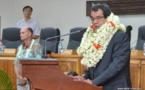 L'Assemblée refuse l'augmentation des indemnités du Président Fritch