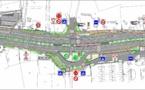 Punaauia : Nouvelles dispositions de circulation sur l'échangeur de Taina