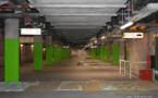 CHPF : le parking souterrain rouvre 7 mois après l'incendie