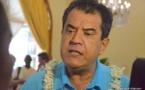 """Indemnités présidentielles : """"Je ne vis pas de corruption"""", accuse Edouard Fritch"""