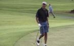 Hawaii : une partie de golf d'Obama perturbe un mariage de soldats