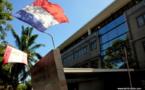 Mise en berne des drapeaux sur les édifices publics en Polynésie