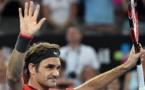 Tennis : Federer remporte sa 999e victoire aux demi-finales de Brisbane