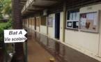 Intempéries : Le lycée Polyvalent de Taaone sera finalement ouvert lundi