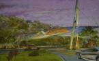 Une passerelle piétonne high-tech pour la marina Taina