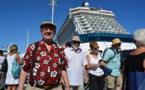 En octobre 2014, la hausse de 169% de croisiéristes dope les résultats du tourisme