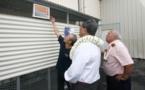 Cinq bâtiments de l'administration passent au solaire