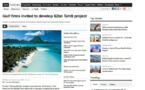 Tahiti Mahana Beach : les arguments pour séduire les investisseurs