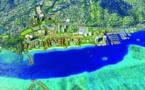 Tahiti Mahana Beach : Group 70 lève 300 milliards de Fcfp