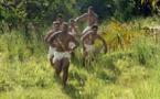 Un film en tournage pour promouvoir le Tahiti Earth Hour 2015