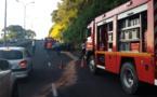 Perte de contrôle au Tahara'a en fin d'après-midi