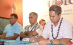 L'UPLD reconduit le ticket Nena-Tuheiava aux sénatoriales partielles