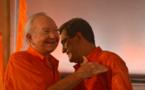 Edouard Fritch et Gaston Flosse : une rencontre de présidents