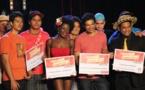 Patricia, Abel, Hitinui, Mickey et Tuarii ont fait hurler de rire le jury du Tahiti Comedy Show