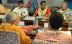Au Tahoera'a, la question des sénatoriales n'est vraiment pas réglée