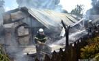 Mahina : Il poignarde sa compagne, brûle sa maison et se pend