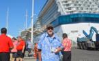 180 600 touristes en Polynésie française en 2014