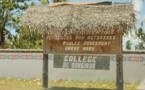 Rangiroa : Une élève de 14 ans surprise à fumer du paka dans la cour du collège