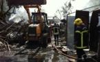 Un mort dans l'incendie de la roulotte de Paea (MàJ)