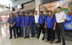 Cyclone au Vanuatu : sept agents d'EDT mobilisés