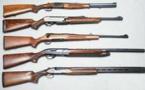 Nouvelle réglementation sur les armes