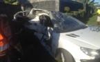 Deux morts sur la route dans un choc frontal à Mataiea