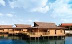 Des bungalows Bora Bora à Disney World