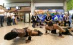 Jean-Marie Bigard est arrivé à Tahiti