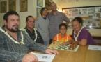 Peremana va pouvoir promouvoir le jeu d'échecs dans les îles éloignées